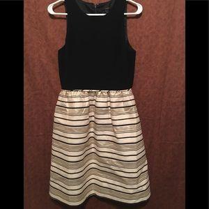 J Crew black Label holiday dress size 6